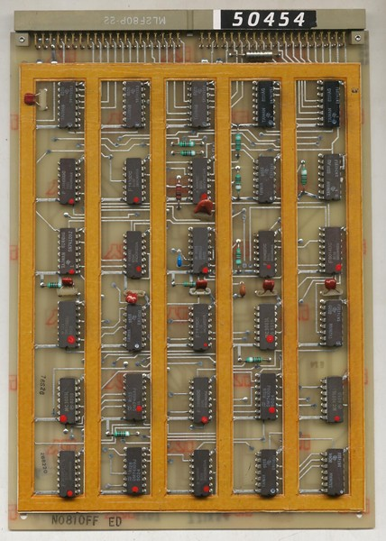 Shift Register Card 810FF