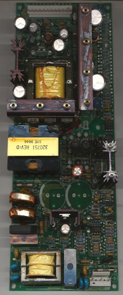 POWER  SUPPLY 7200