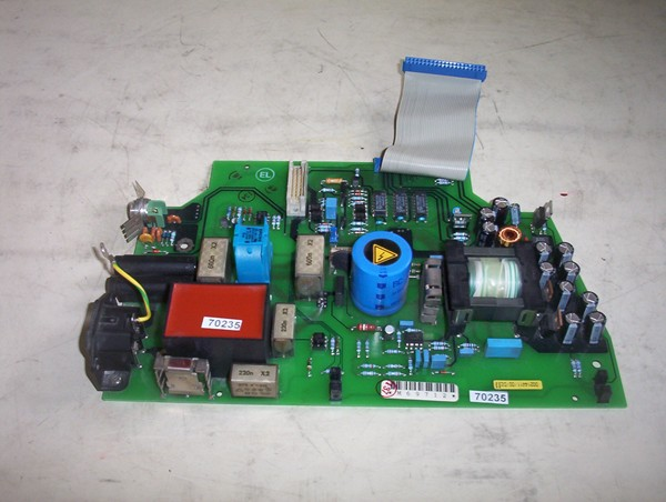 Power Supply Card M69712