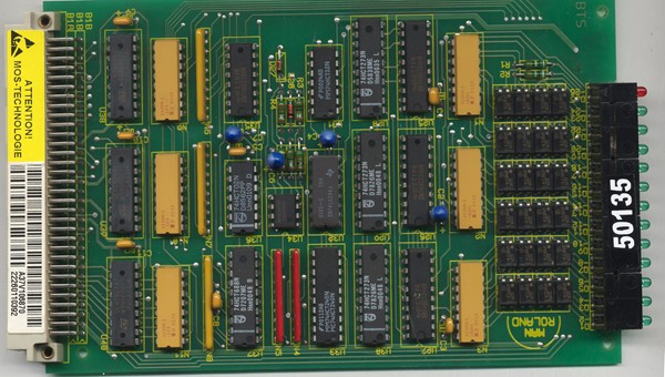 OUTPUT CARD(MRO)