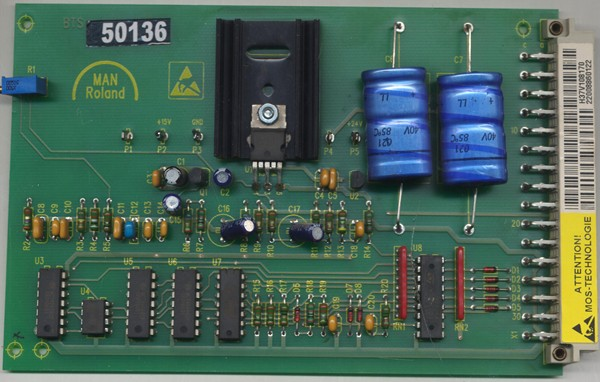 AUDIO FREQUENCY GENERATOR CARD