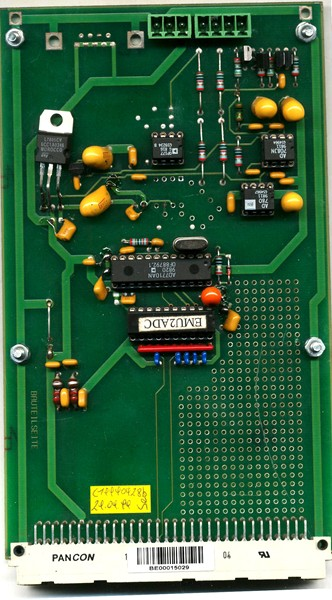 LOADCELL PCB