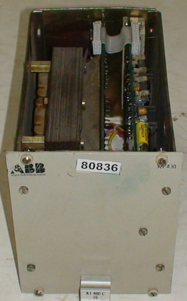 Power Supply (Populated) KT480C+A01No1
