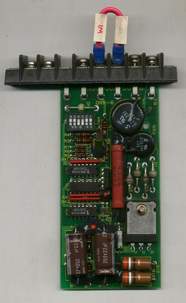 Solenoid Driver Card