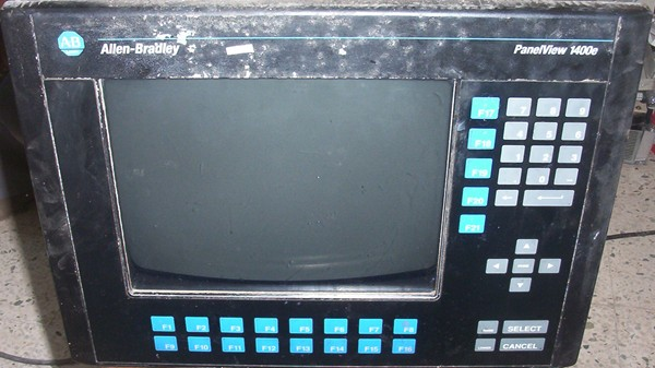 Monitor For Allen Bradely PLC,Panel View 1400E,Sup