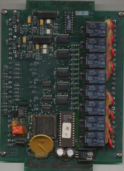 MASTER CARD 0006 THERMO VOLTAGE CONTROL