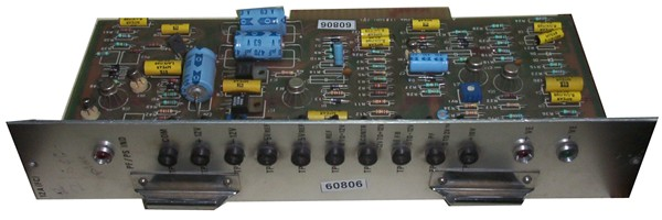 Battery Charger Control Card 12A