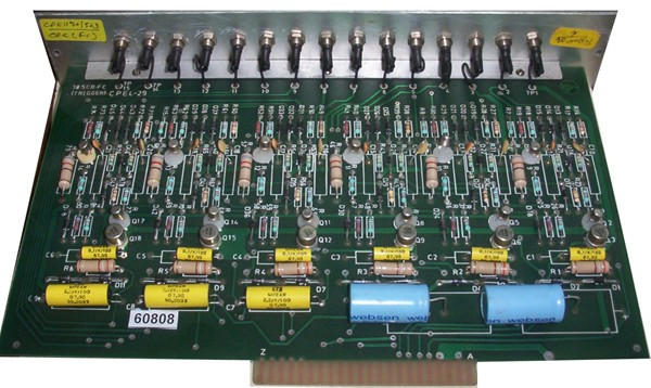 Battery Charger Control Card 12C