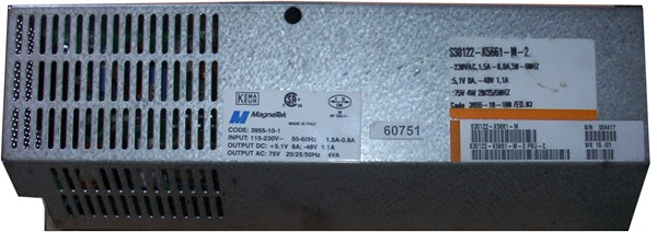 Power Supply S30122-K5661-M-2
