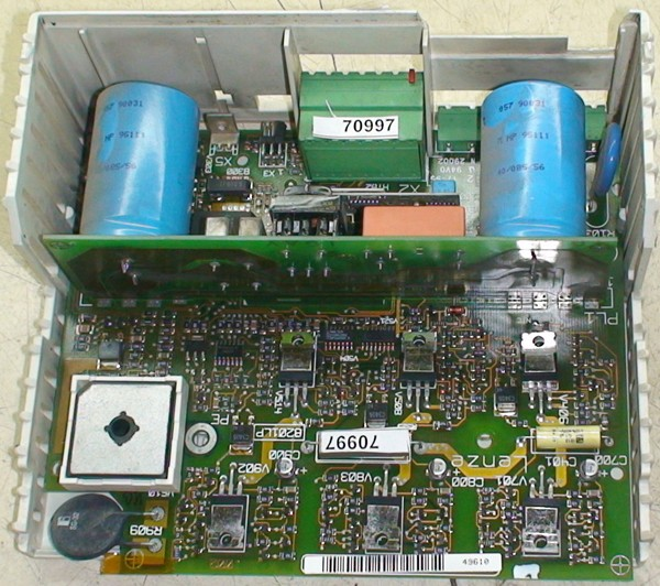 Nordson Make VFD For Motor Type:33.8201E Drive