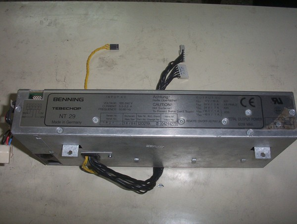Scanner M/C Power Supply