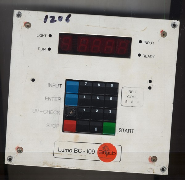 LUMO BC-109-Display Unit