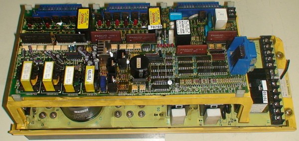 Servo Amplifier type A06B-6058-H213