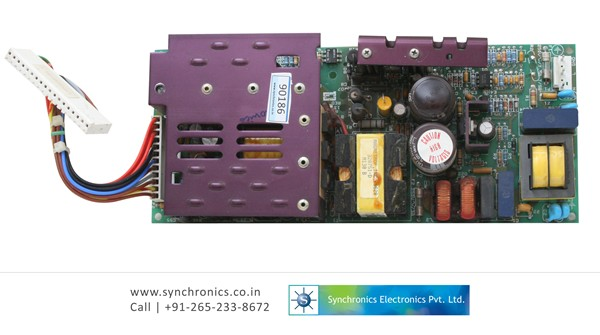 Power Supply Sr No-FLU4-150