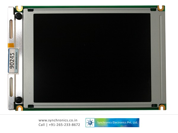LCD Display Card MISSB
