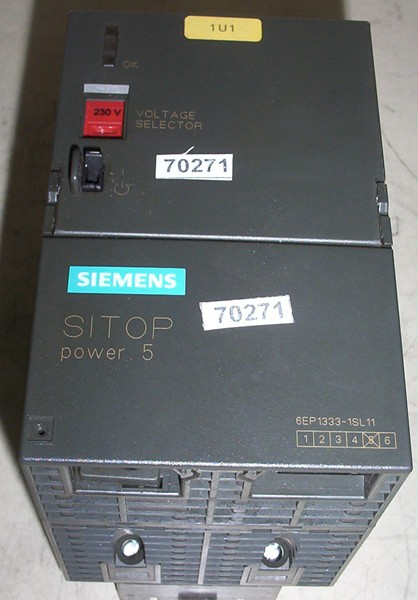 6EP1333-1SL11 Power supply