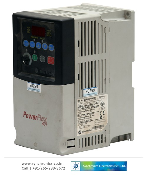 Powerflex 40 VFD RockWell