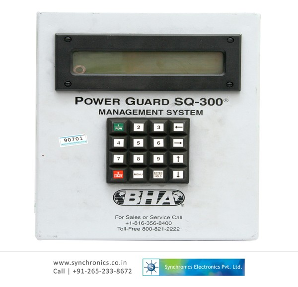 Power Guard SQ-300 MANAGEMENT SYSTEM