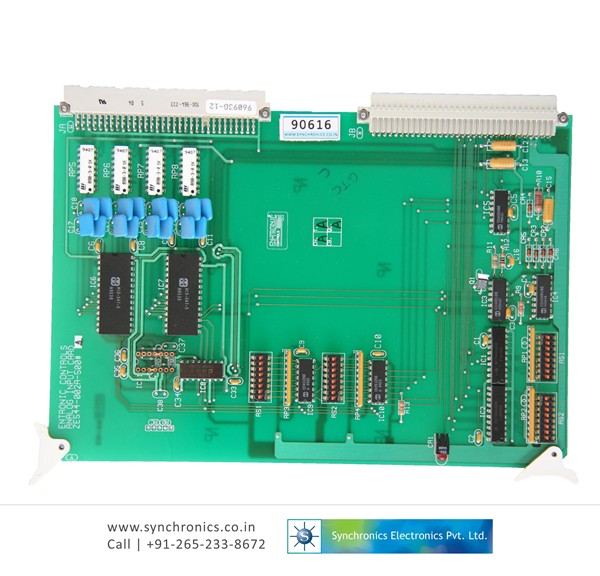 16-ANALOG INPUT INTERFACE CARD  ZE544-002A-500