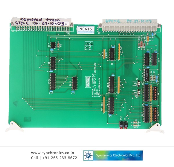 4-DIRECT DISPLAY INTERFACE CARD  ZE544-002A-834