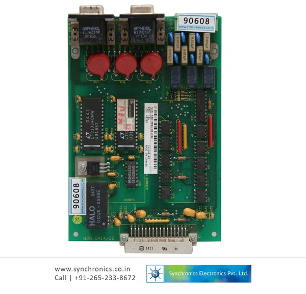 Isolation Barrier Card
