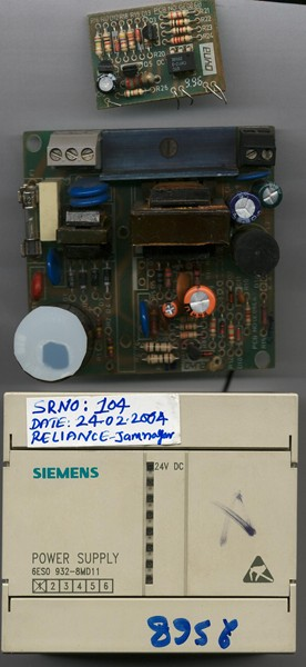 Power Supply 6ES0 932 8MD11