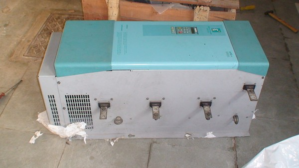 Eurotherm 690 series frequency inverter 110KW