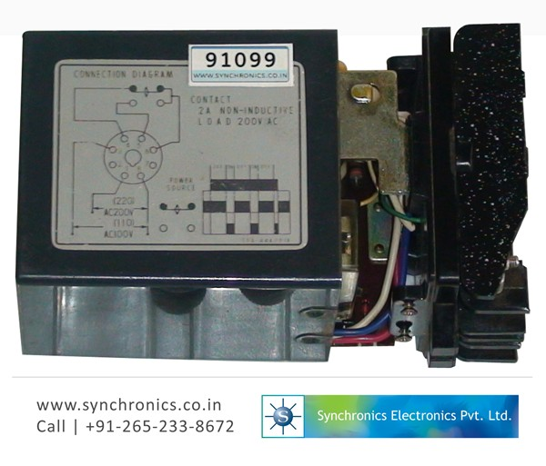 Timer Type TDA Twin Timer