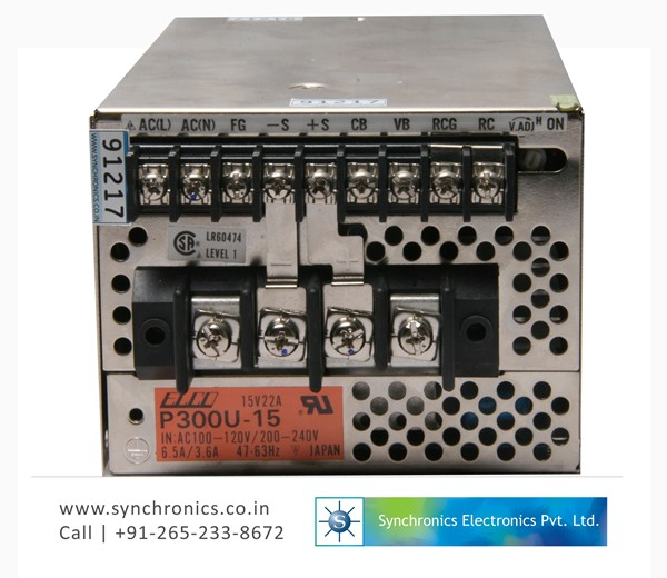 Power Supply P300U-15