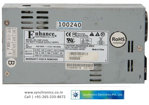Power Supply ENP-2322C