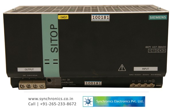 SITOP Power 40 Power supply 6EP1437-3BA00