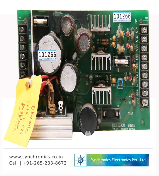 Power Supply Card 84815