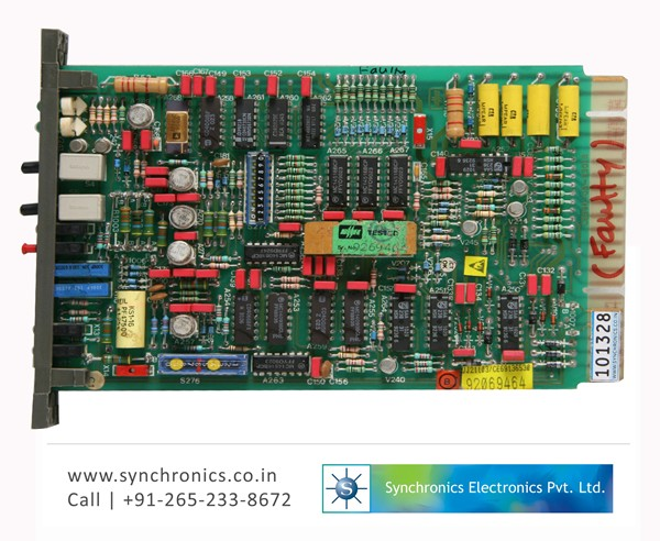 Voltage Setting Card of AVR UN-0800A
