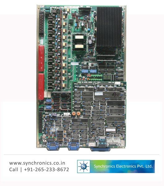 Spindle Drive Card Drive Card 1190-42-06 E4809-045-140-1006