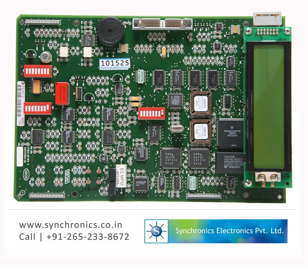 Silica Analyzer 5000 Motherboard