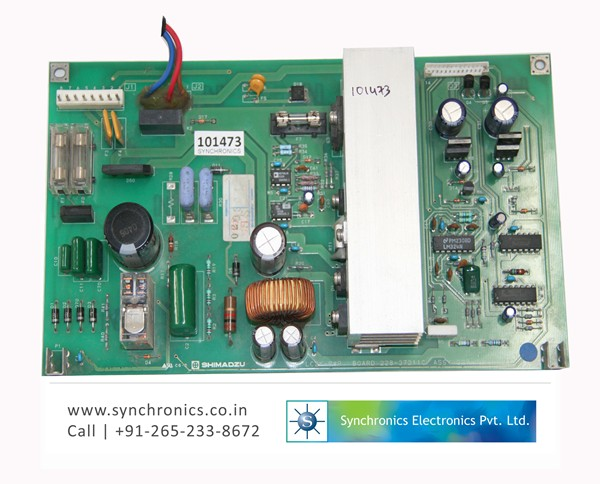 LC2K-Power Board 228-37211C