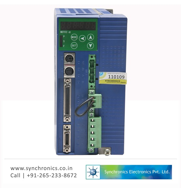 AC Servo Drive of China Cutting M/C  Model No: SED-1533-V1