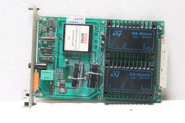 PLC Power Supply Card