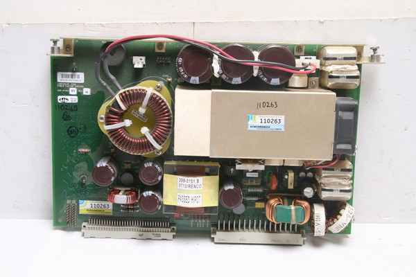 Power Supply Board F6150 Power System Simulator