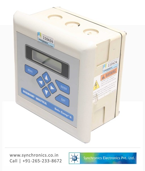 Dual Input pH Analyzer Solu Comp II
