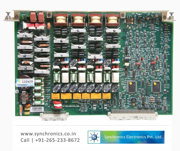 VI Amplifier Board of F6150 Power System Simulator
