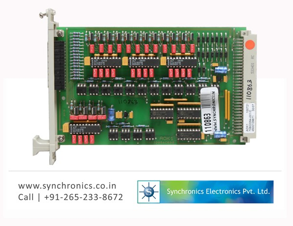 Output Optocoupler Card AOK1