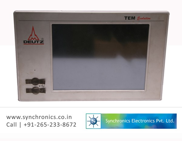 TEM-Evo Operating Terminal With Touch Screen BRT 1247 3955 KZ