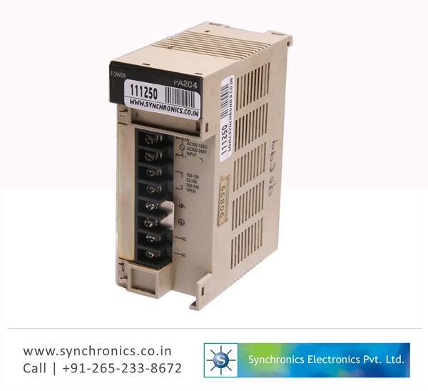 POWER SUPPLY C200HW-PA204