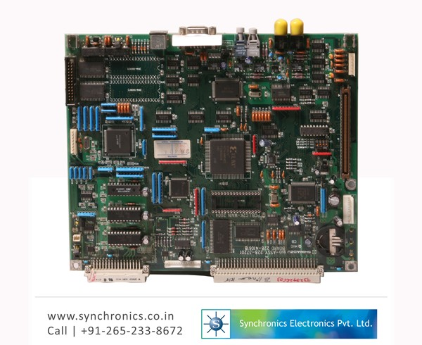 HPLC Motherboard LC2010