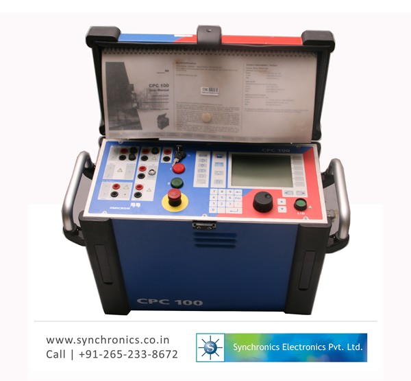 CPC 100 Universal Testing Device For Electrical Diagnostics