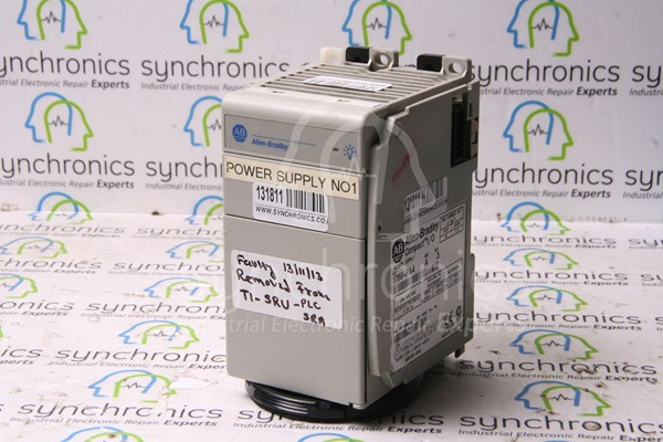 POWER SUPPLY 1769-PA4 120/240 VAC INPT. PWR SUPPLY 4A AT 5VDC, 2A AT 24VDC