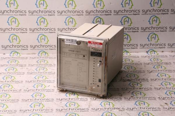 SPAM 150 C Motor protection relay