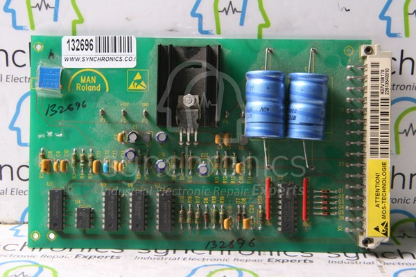 H37V108170 AUDIO FREQUENCY GENERATOR CARD