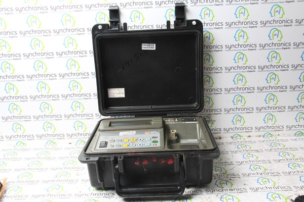 EM4055 Smart Earth Resistance Tester
